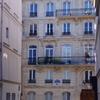 パリの路地