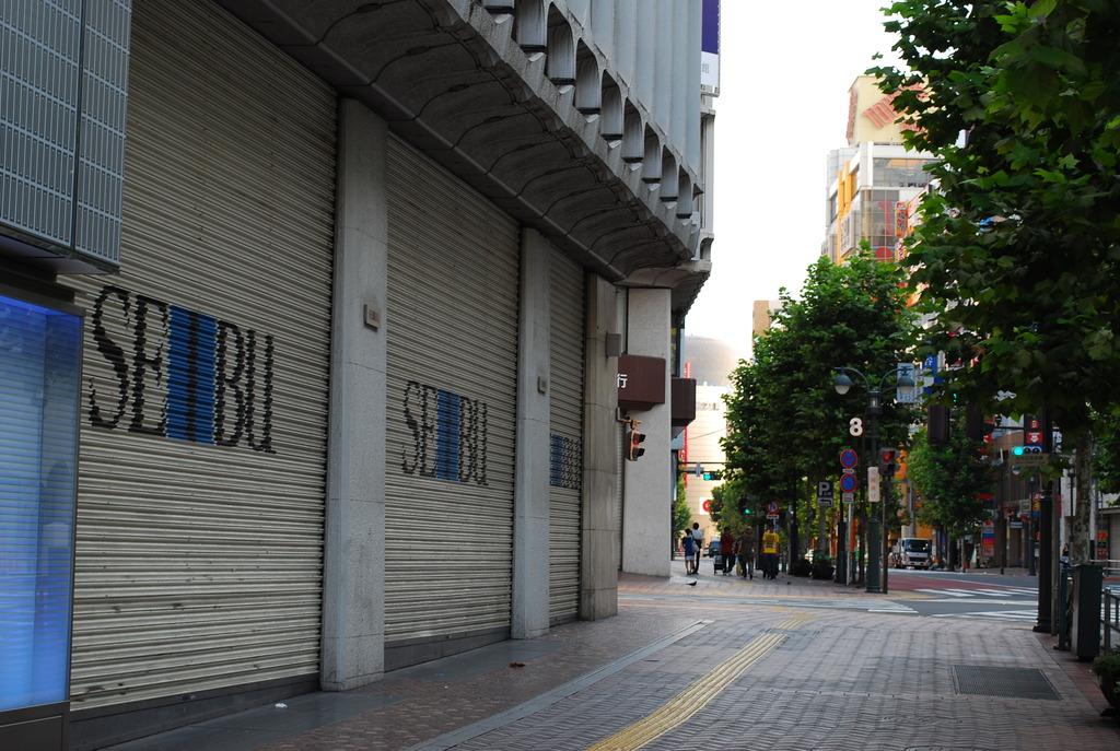 渋谷6.5時