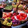 スペインの果物屋さん