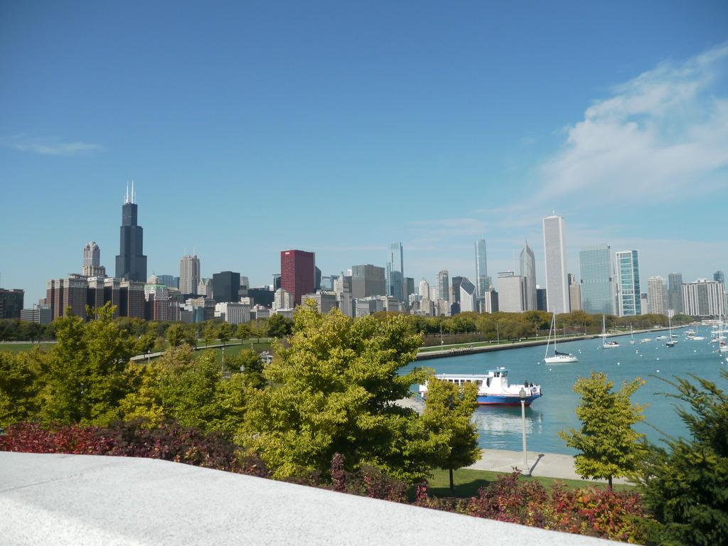 chicagoシェッド水族館