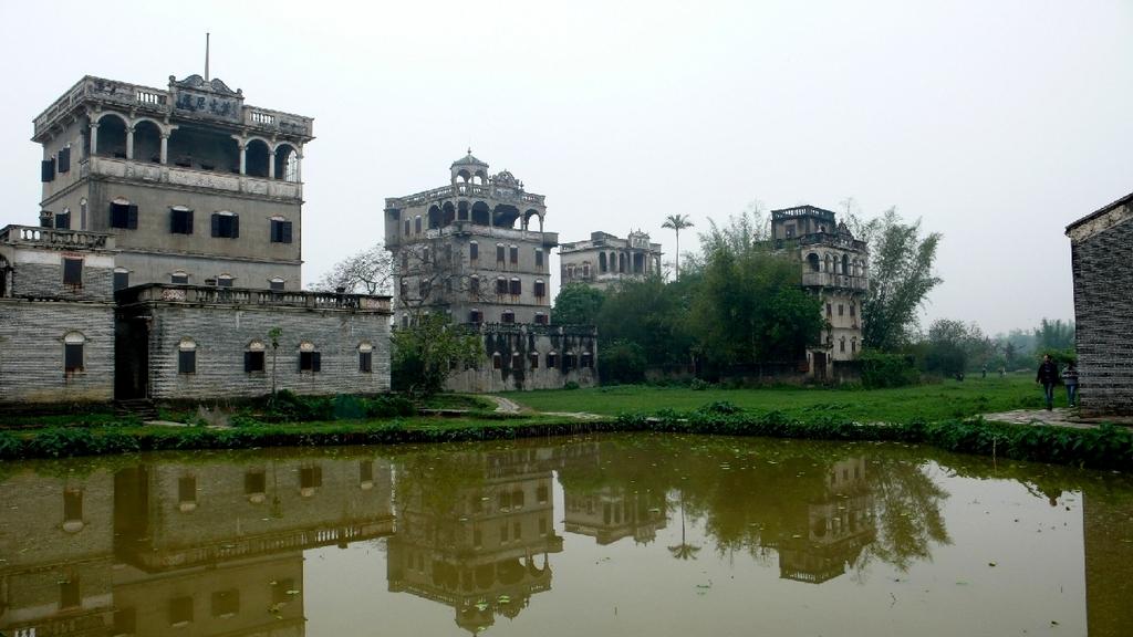 中国南部の洋風建築群 8