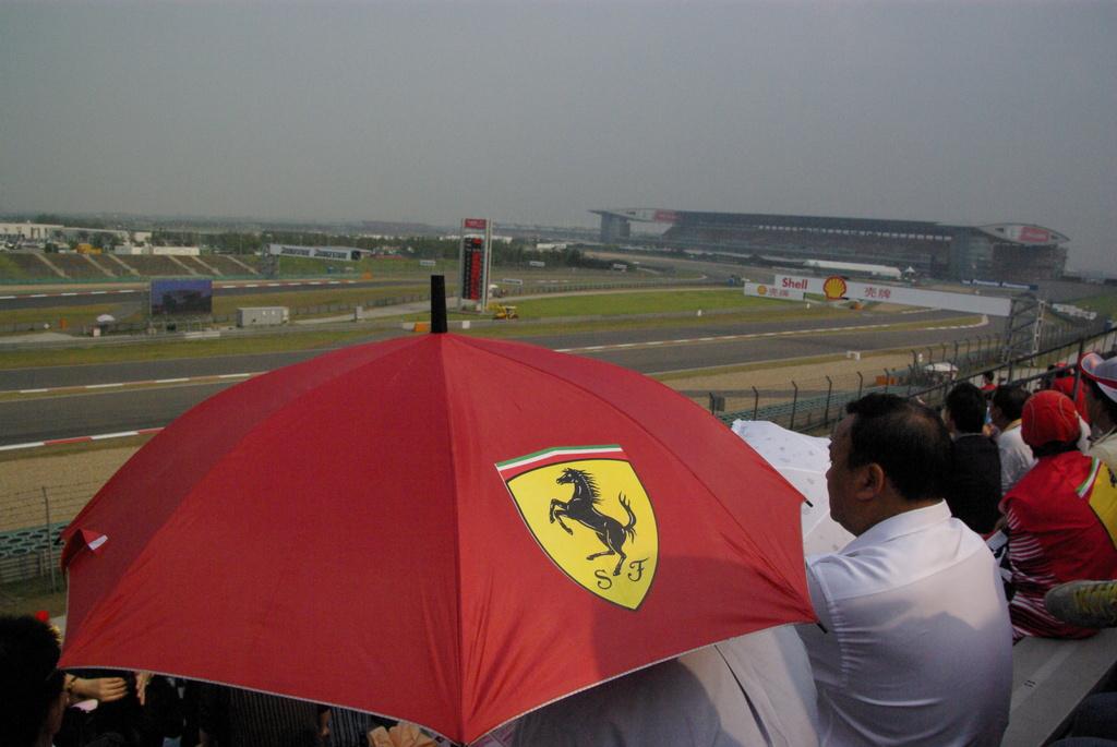 2008年F1上海グランプリ 5