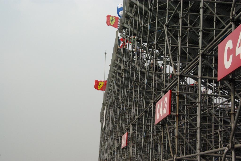 2008年F1上海グランプリ 3