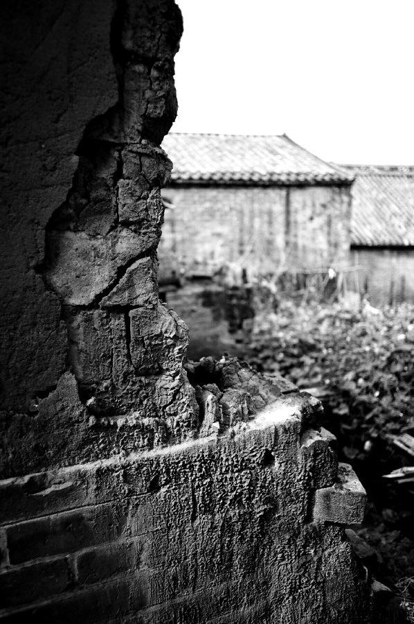 中国の廃墟3