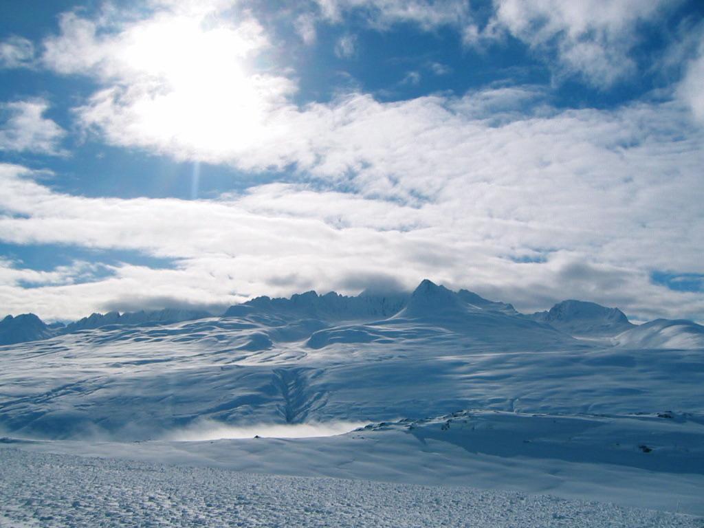 BIG MOUNTAIN@ALASKA