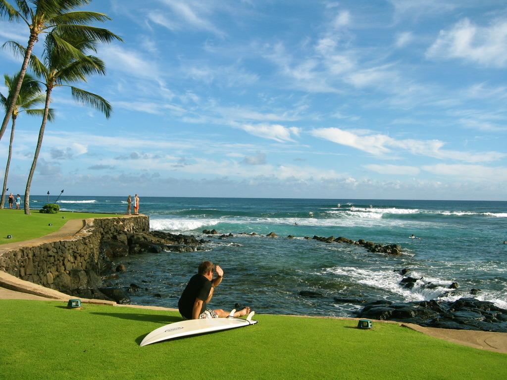 surf holiday@kauai Hawaii