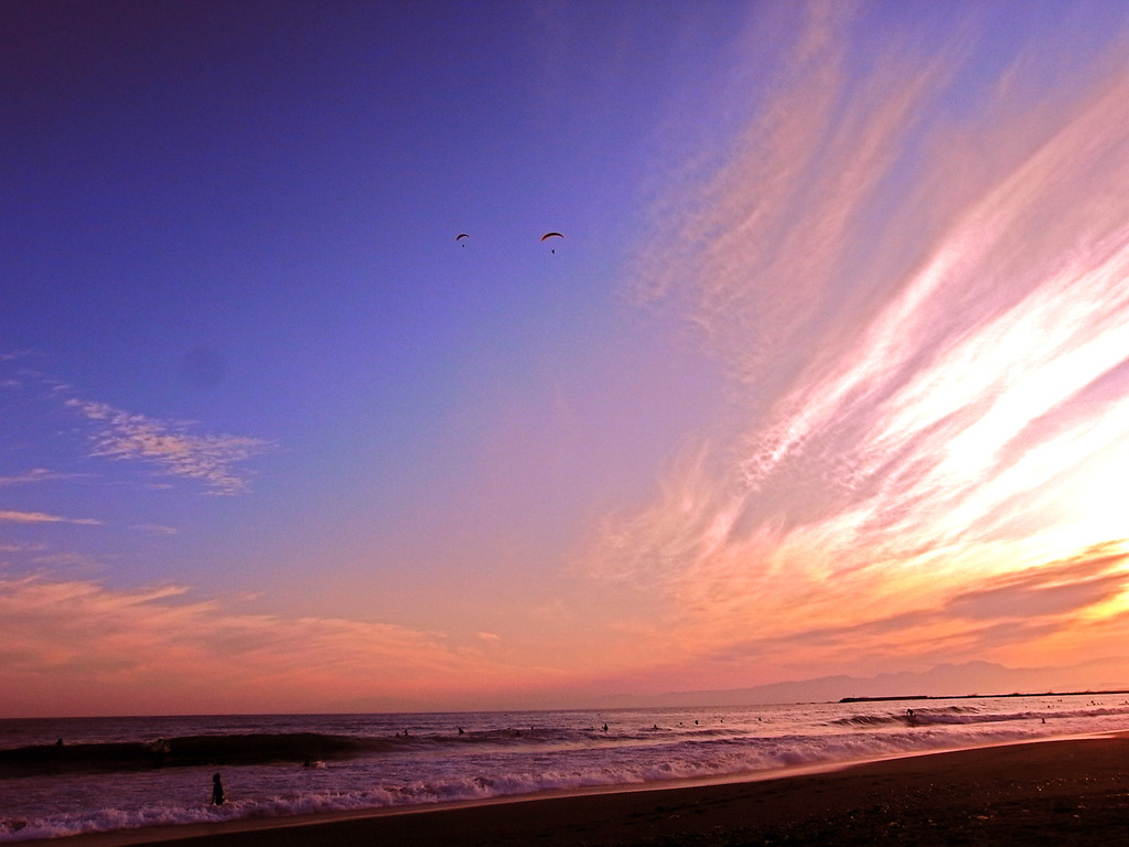 SURF&sky@chigasaki