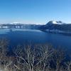 ハレの摩周湖