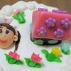 夢 cake