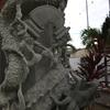 パゴダの彫刻