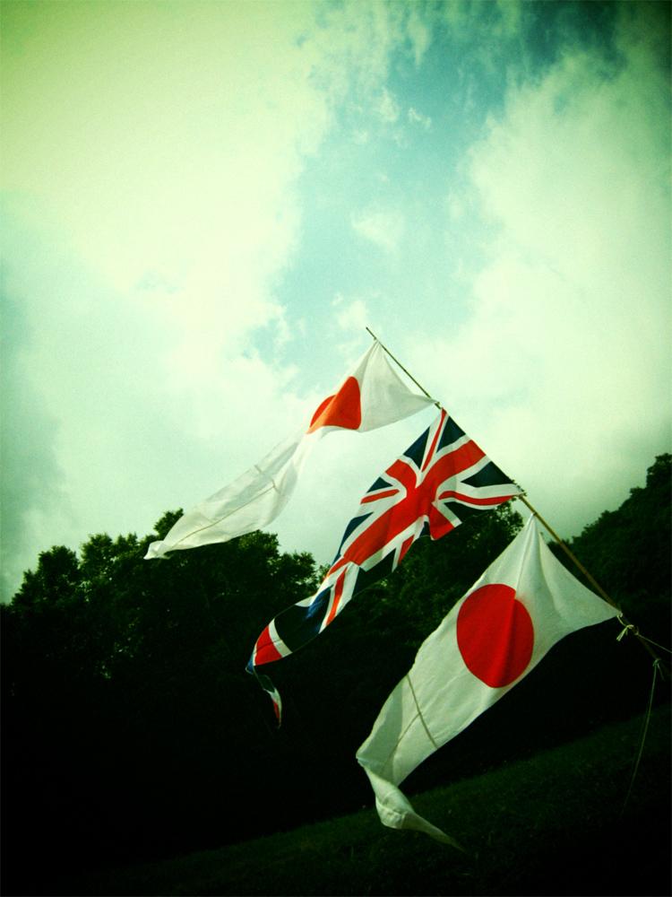 日本とUK