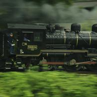 CANON Canon EOS 5D Mark IIで撮影した乗り物(SL人吉号)の写真(画像)