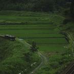 CANON Canon EOS 5D Mark IIで撮影した乗り物(九州久大本線)の写真(画像)