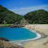 CANON Canon PowerShot G11で撮影した風景(屋久島・一湊海水浴場)の写真(画像)