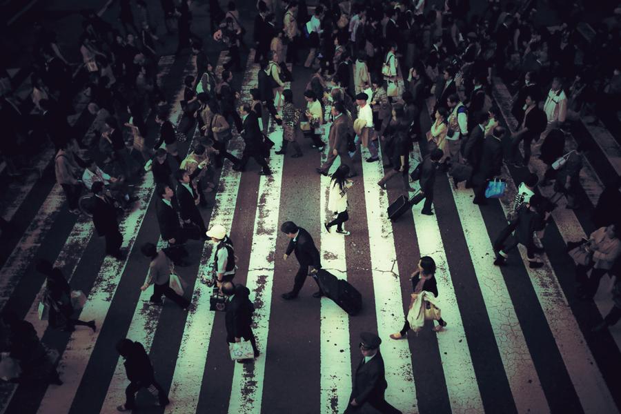 横断歩道の物語2