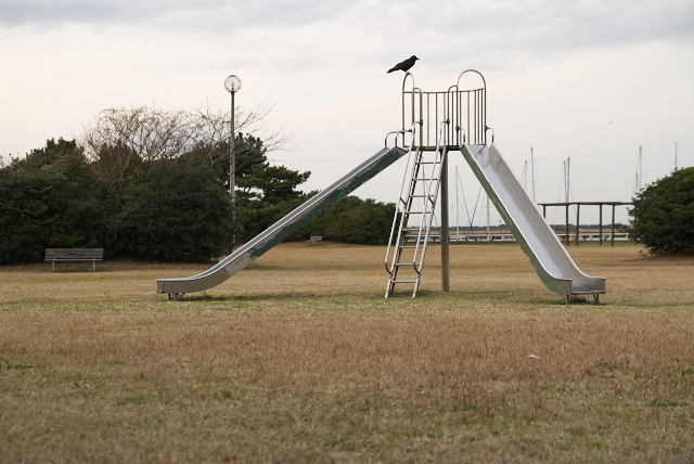 公園の午後Ⅰ