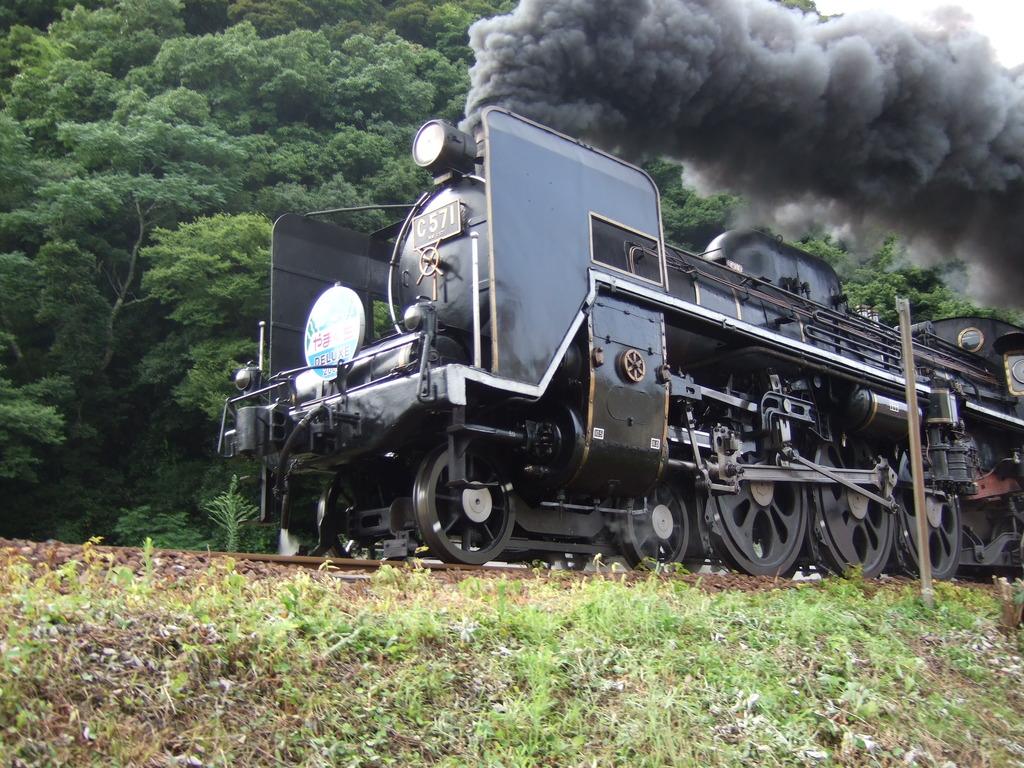 津和野駅付近