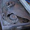 凍てる鉄屑