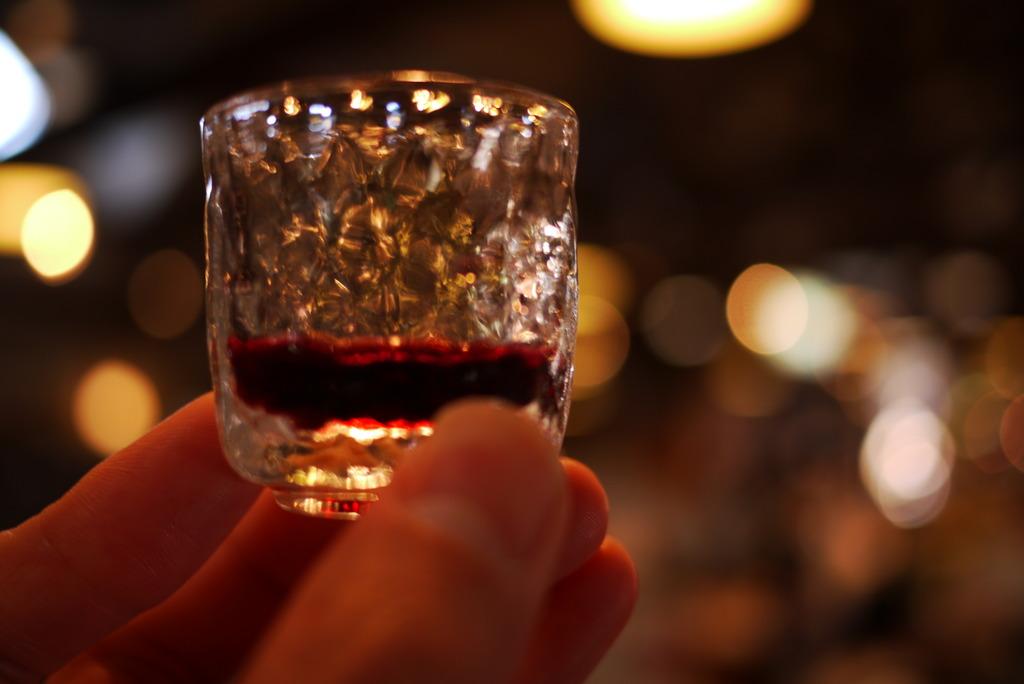 試飲で乾杯!