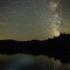 星降る水面