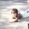一歳にホフク前進は出来ましェン(≧ω≦)