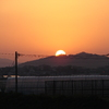 明日に向かう夕陽(DSC01376)