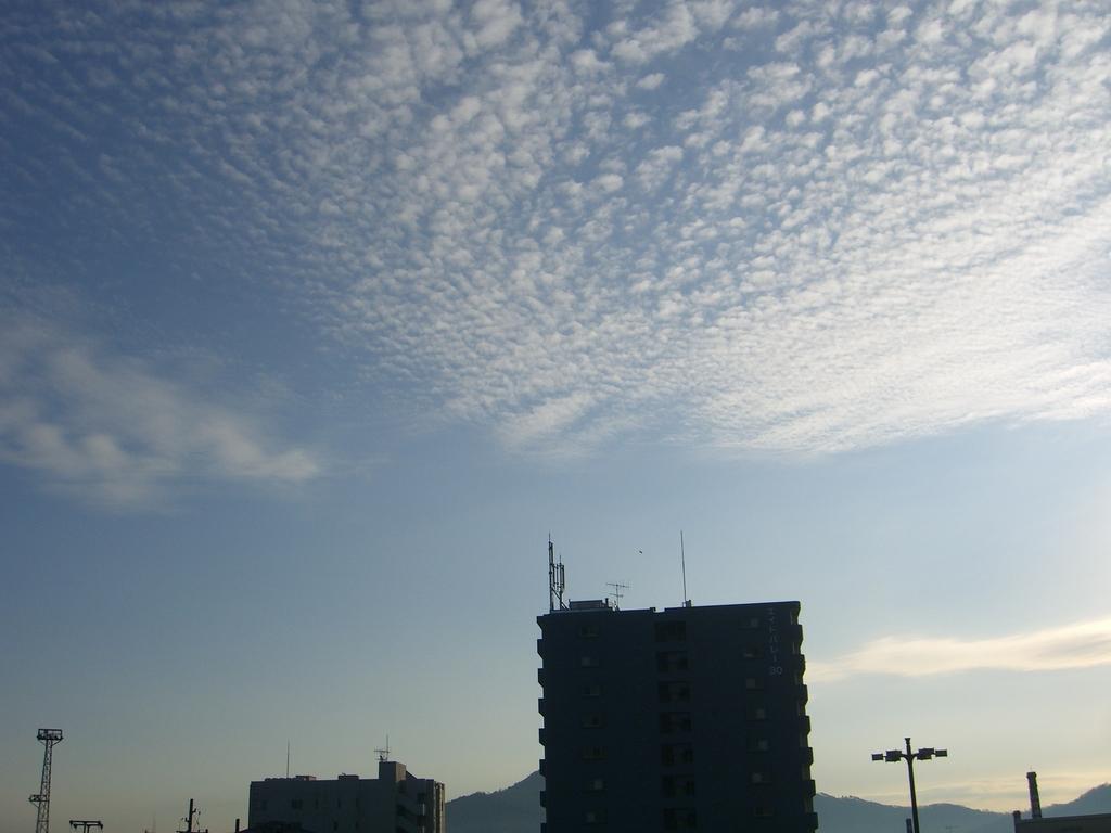 雲をみて,何をおもう