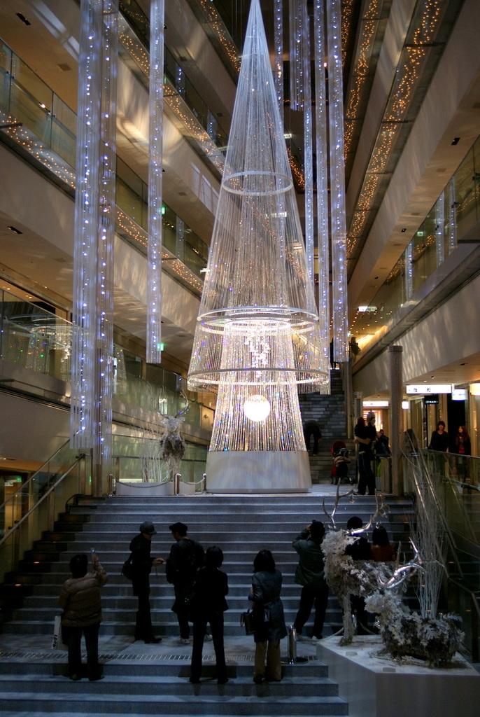 イルミ・表参道ヒルズ2009
