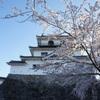 白石城の春