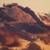 Distant cloud