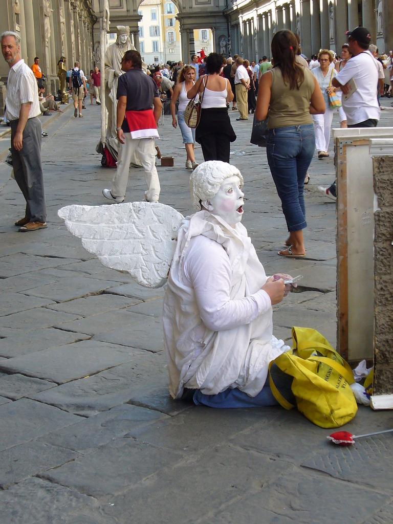 フィレンツェの天使