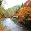 『清滝川の秋』