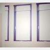 病室からの窓