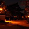 夜の建仁寺