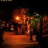 深夜の灯火