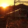 8000形 通勤電車~1日の終わり
