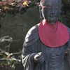もみじと仏像