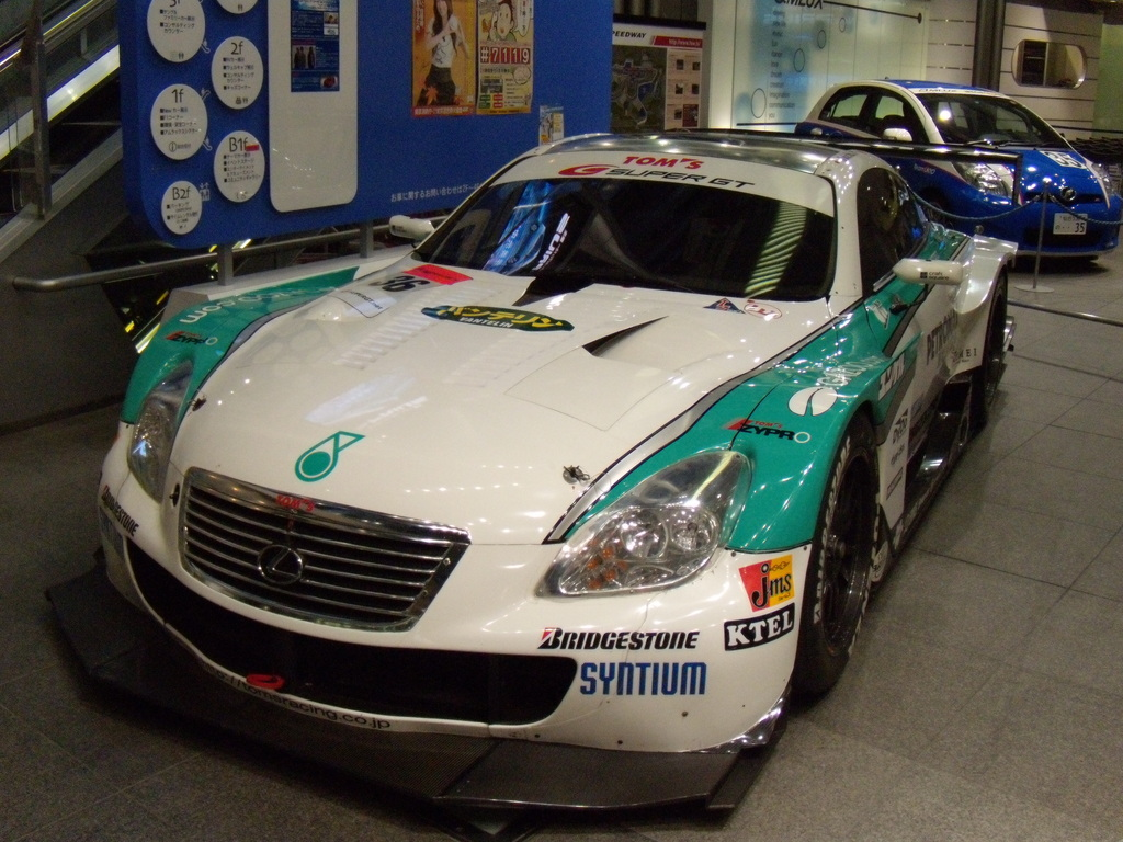 SUPER GT...