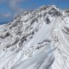 赤岳雪化粧