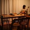 家事の合間のクラシックギタリスト