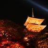清水寺ライトアップ2005