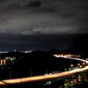 糸山公園からの夜景