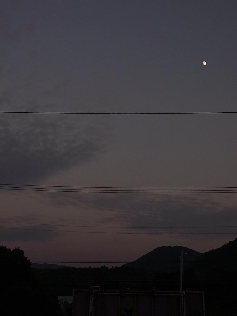 夕暮れ 【-1.3 EV】