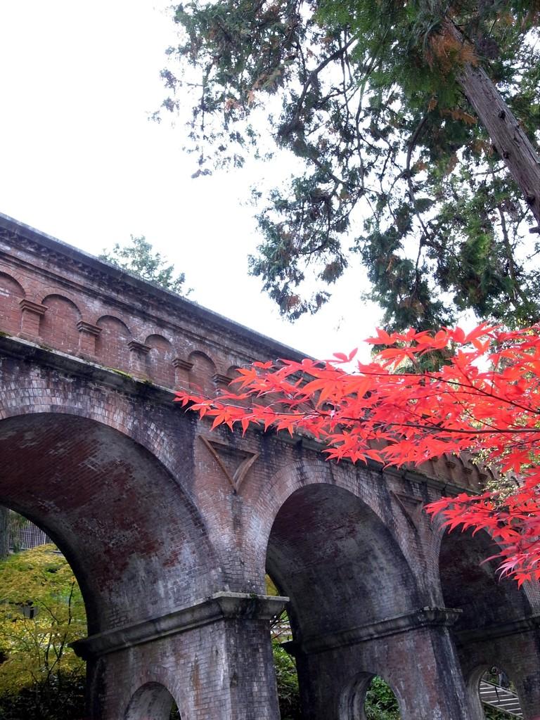 京都・南禅寺水路閣