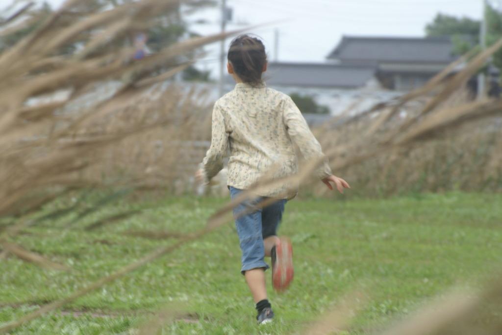 時を駆ける少女