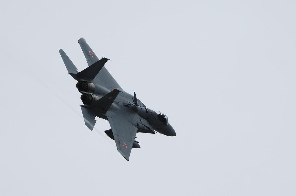 F-15J@百里