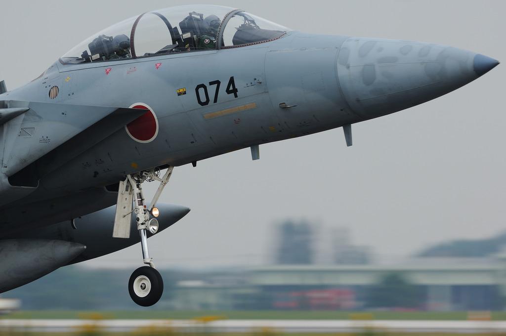 航空自衛隊F15J