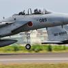 305SQ F-15Jタンデム@百里基地
