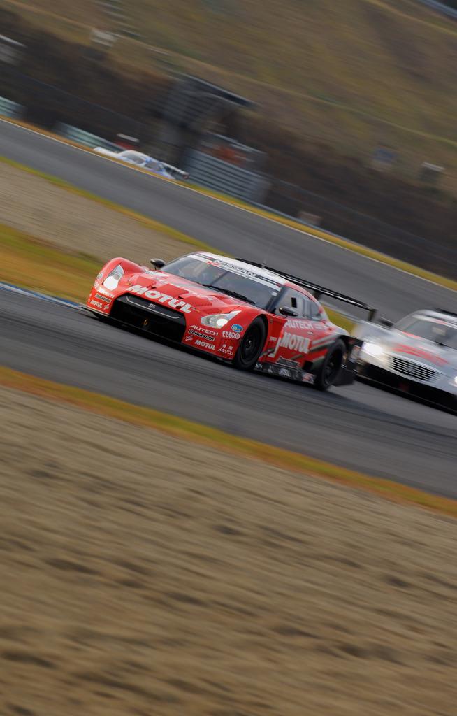 NISMO GT-R@ZENT SC430