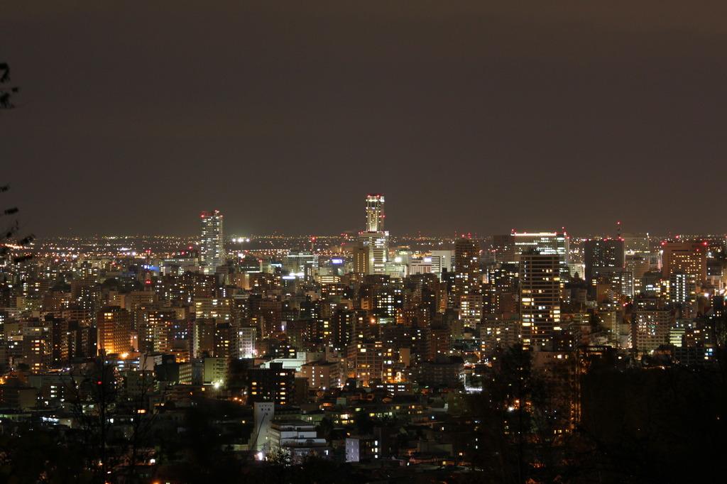 夜景in札幌